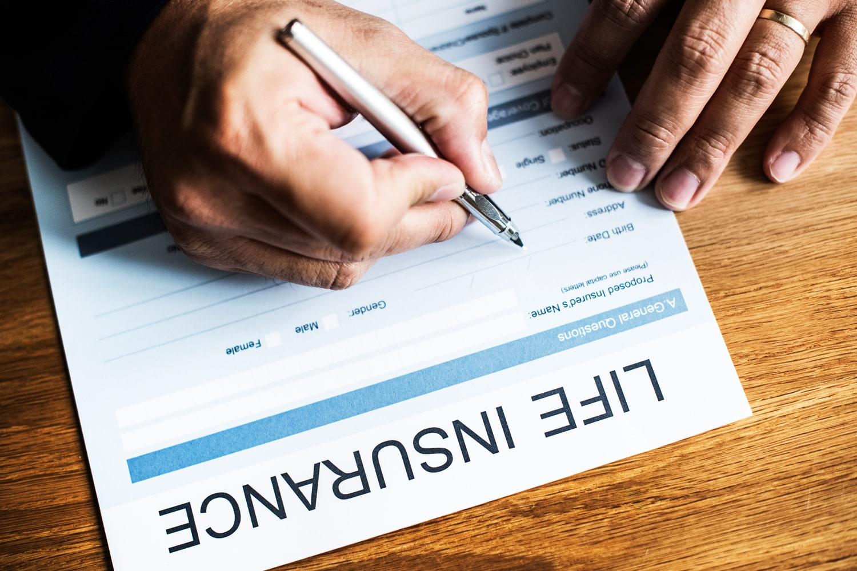 signing life insurance