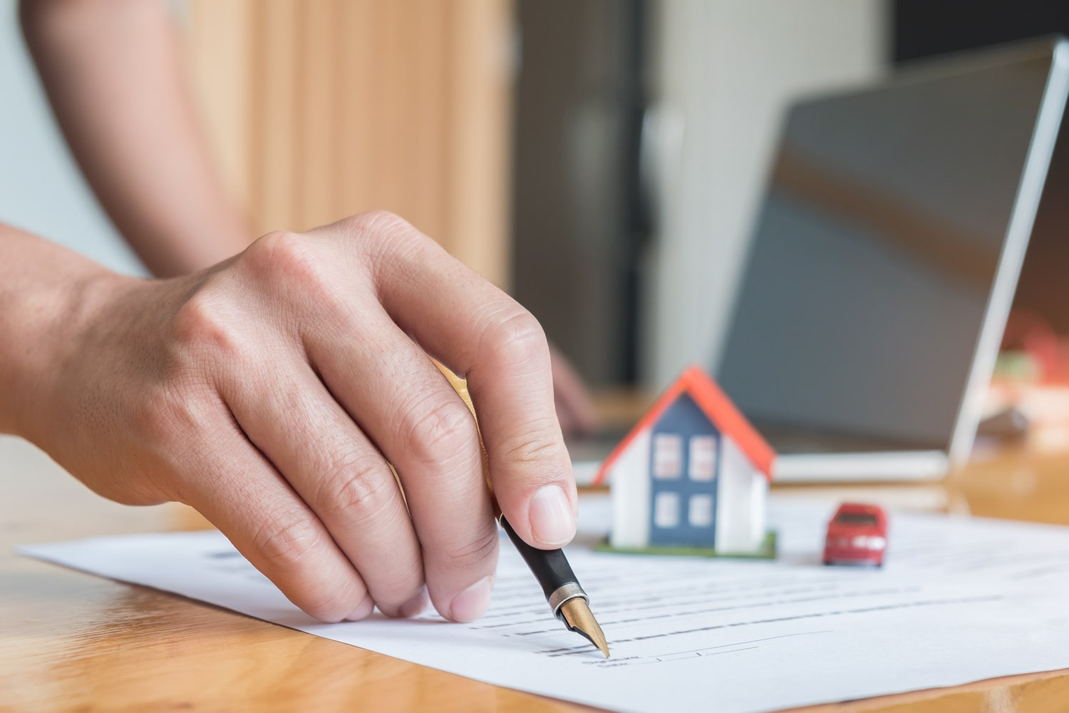 House and insurance research