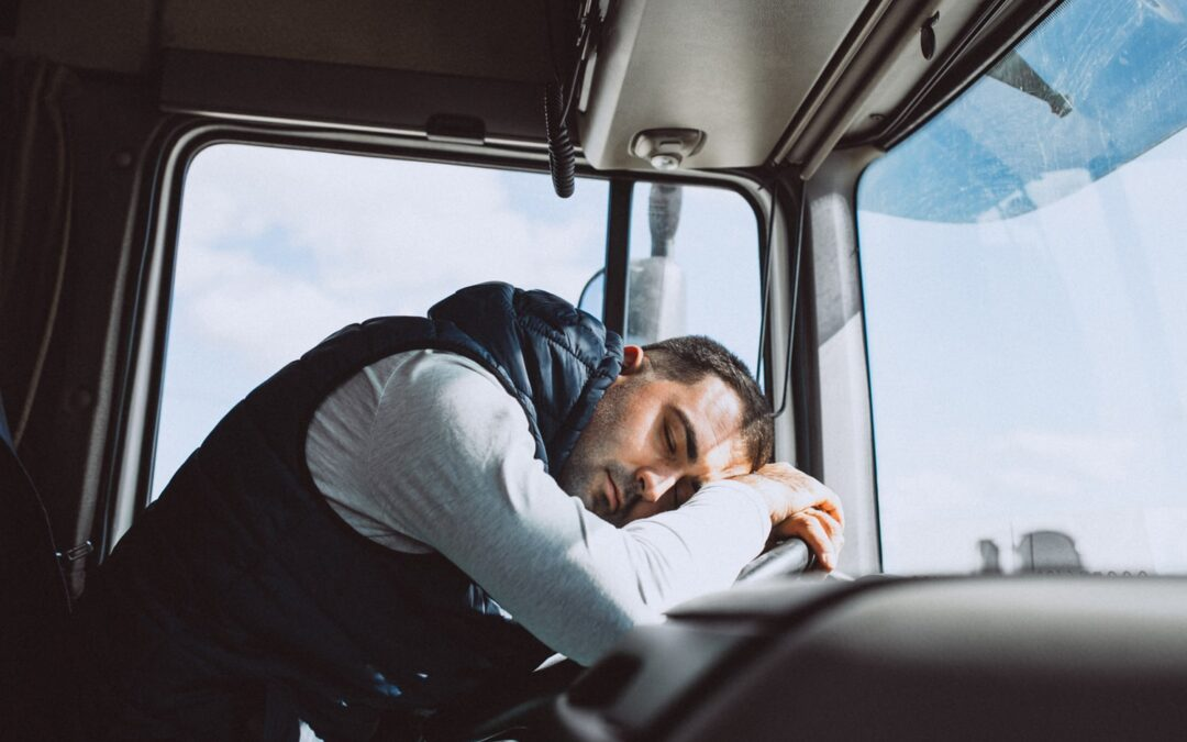 4 Ways Businesses Can Reduce Driver Fatigue: How To Promote Driver Safety