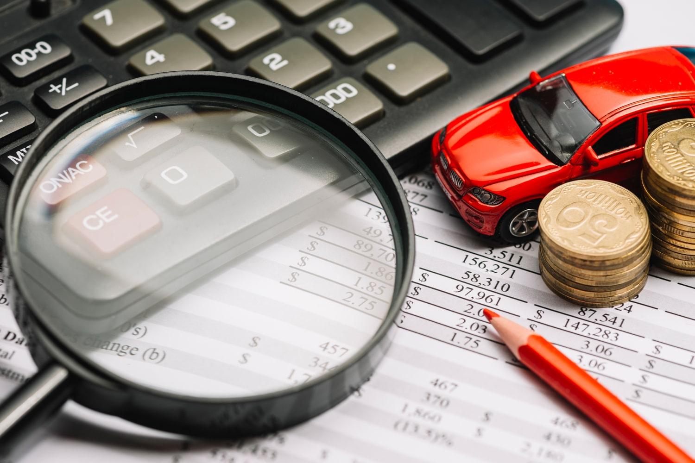 checking auto insurance premium rate