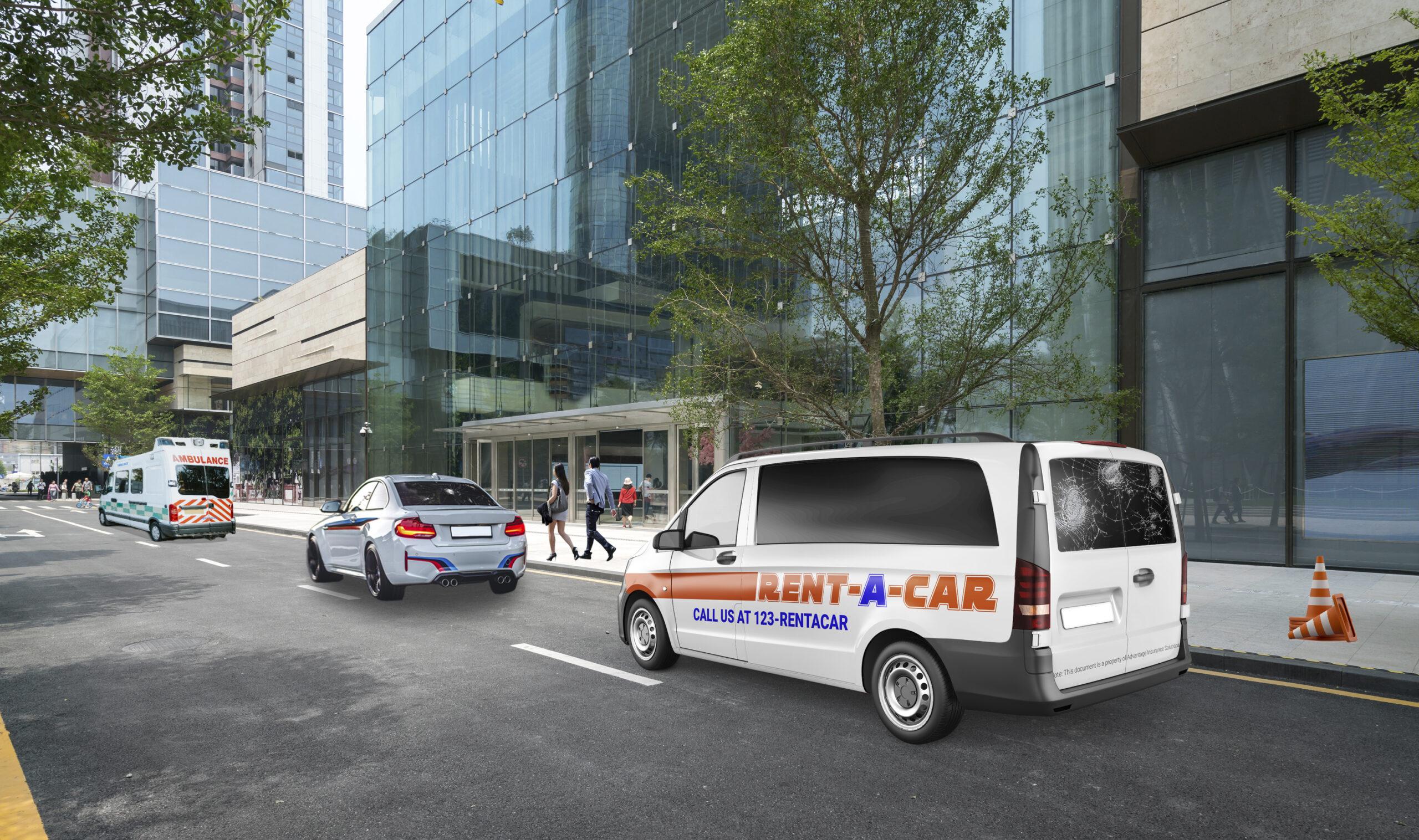 Commercial Auto Insurance Clickable