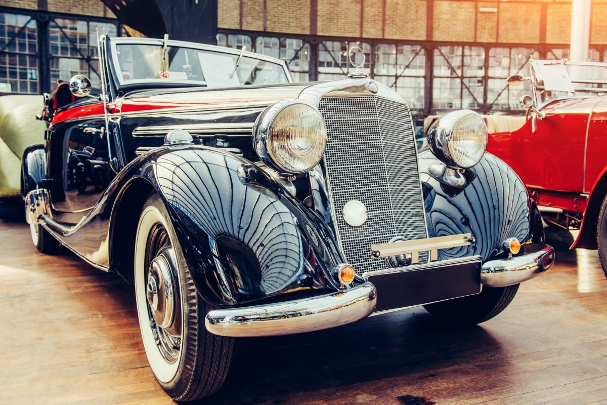 Classic Car Insurance Image