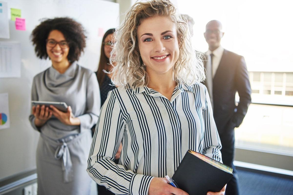 workplace leaders training image