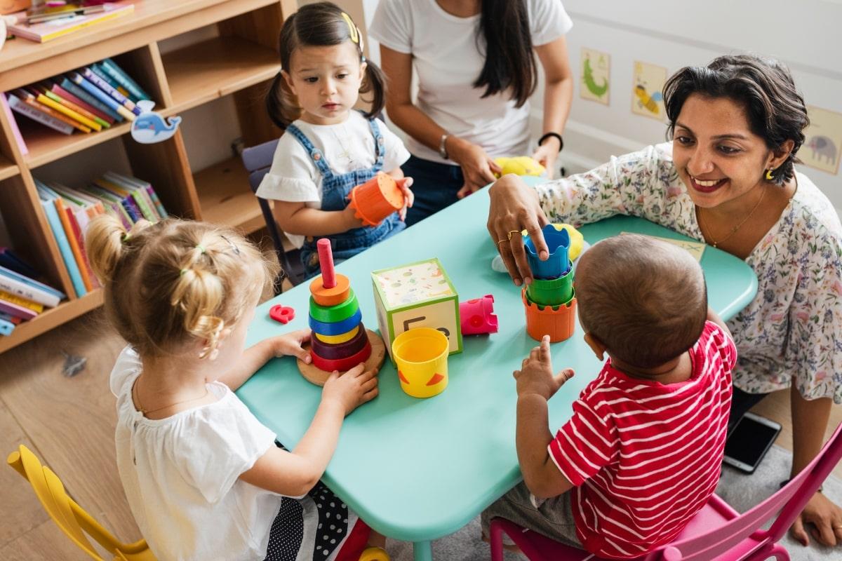 child care facility image