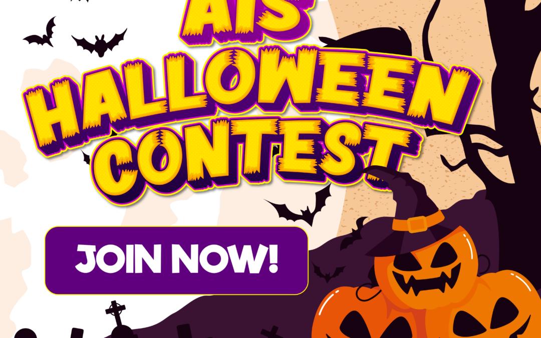AIS Halloween Contest