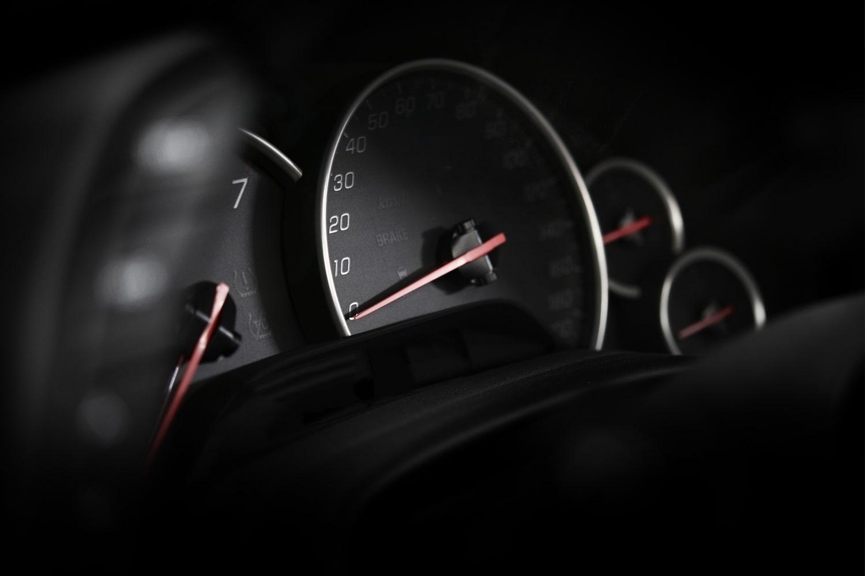 Car dashboard modern