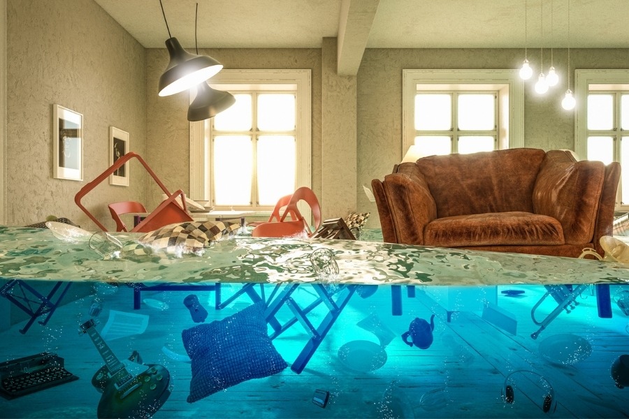 What's The Difference Between Flood Insurance and Water Backup?
