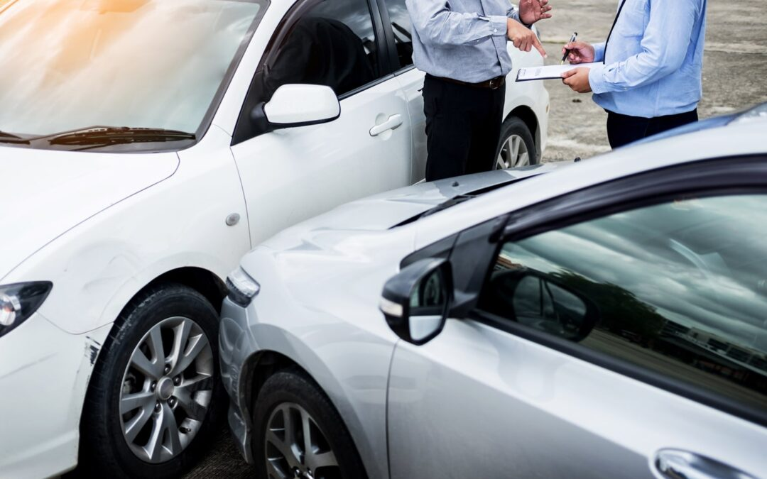 How Does an At-Fault Accident Affect My Car Insurance?