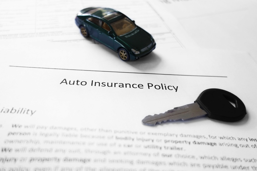 Can I Get Auto Insurance on a Salvage Title Vehicle?