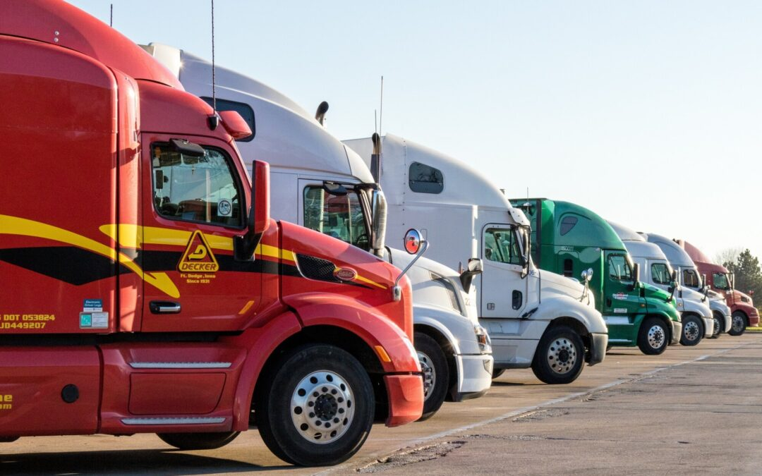 How to Keep Fleet Insurance Costs Down