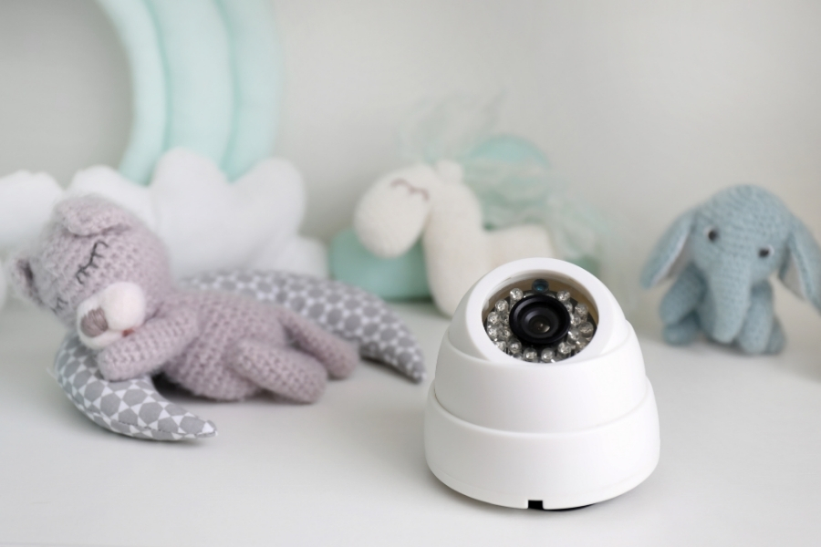 Keeping Your Child and Home Safe with Smart Technology