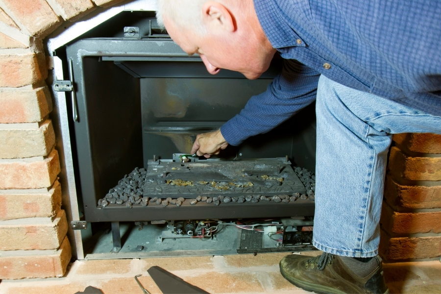 How to Keep Your Fireplace Safe and Well-maintained