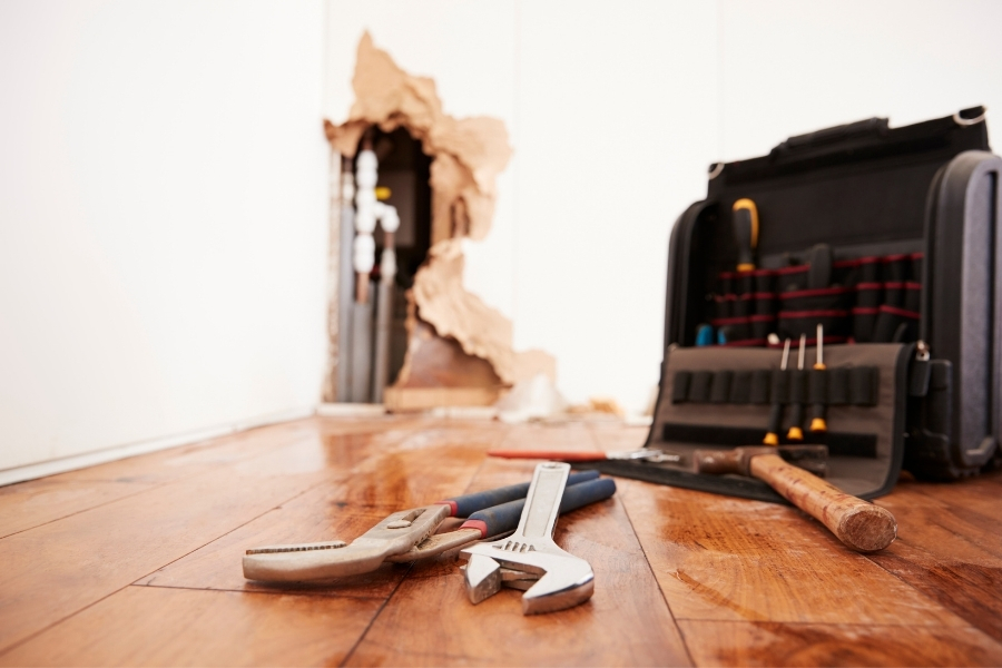 All About Water Damage and How to Prevent It