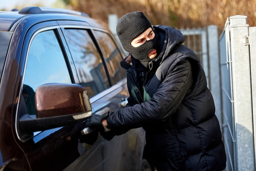 Car Thefts Rise in Denver 2021
