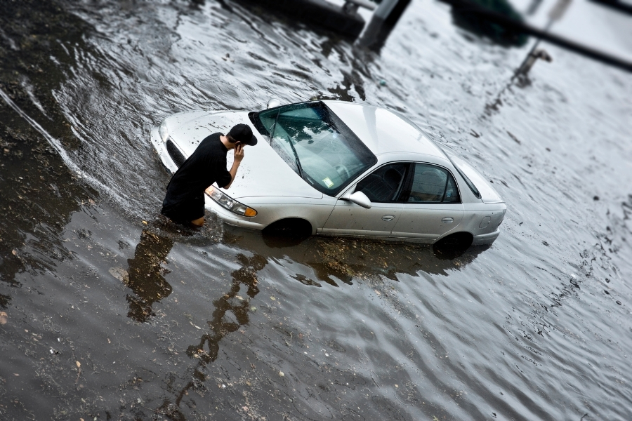 Does My Auto Insurance Cover Flood?